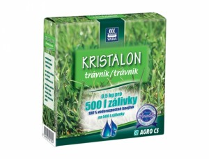Kristalon hnojivo Trávník 500g
