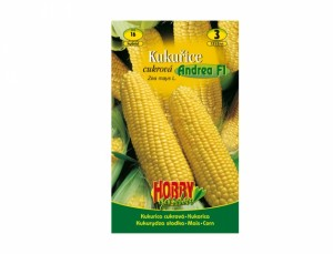 Kukuřice cukrová Andrea F1 16 semen