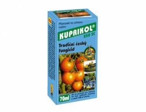 Kuprikol - fungicidní postřik -250SC 70ml
