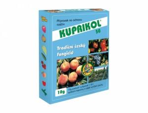 Kuprikol - fungicidní postřik -50 10g