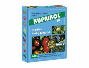 Kuprikol - fungicidní postřik -50 2x10g