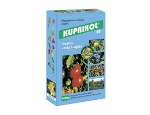 Kuprikol - fungicidní postřik -50 3x20g