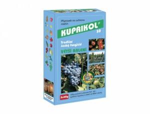 Kuprikol - fungicidní postřik -50 3x40g