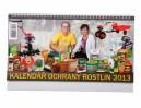 Kalendár stolný záhradnícka KALENDÁR 2013