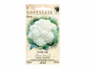 Karfiol skorý Bora 120 semien