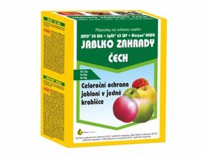Jablko Zahrady - ochrana na celý rok