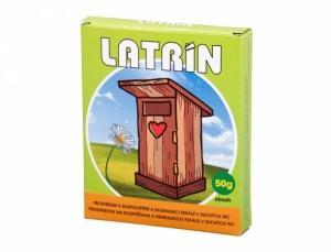 Latrin 50g (do suchých WC)