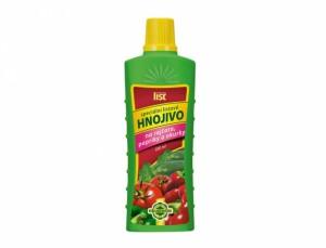 Listové hnojivo na paradajky, papriky a uhorky 500ml