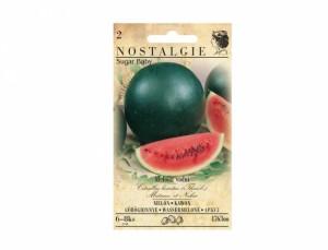 Meloun vodní Sugar Baby 6 až 8 semen