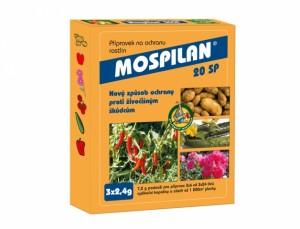 Mospilan 20SP 3x2, 4g - na hubenie hmyzu