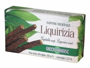Mýdlo Herb line/150g/bylinky/lékořice