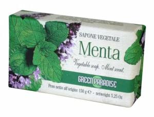 Mýdlo Herb line/150g/bylinky/máta