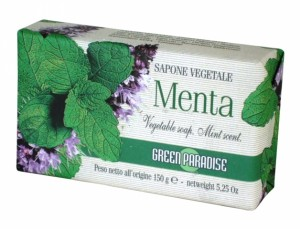 Mydlo Herb line/150g/bylinky/máta
