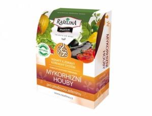 Mykorhízne huby pre plodovú zeleninu 750g