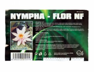 NYMPHA-FLOR NF tyčinky 10ks