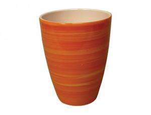 Kvetník FALENOPSIA Aquarel d13cm/oran.lesk /