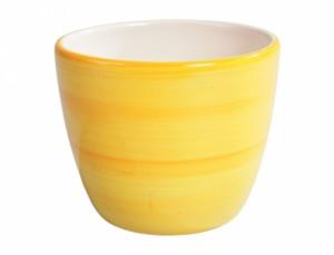 Kvetník PRIMUS Aquarel d15cm/žlut.lesk /