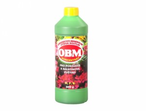 OBM pre Izbové a balkónové rastliny 500g