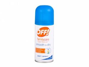 OFF Family Care rýchloschnúci sprej 100ml