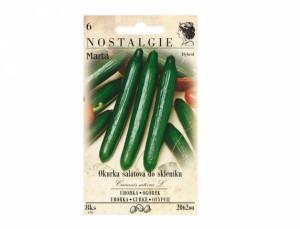 Okurka salátová do skleníku Marta
