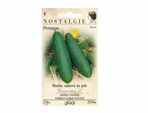 Okurka salátová na pole Perseus