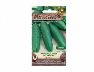 Okurka salátová skleníková TOLSTOJ F1 10 semen