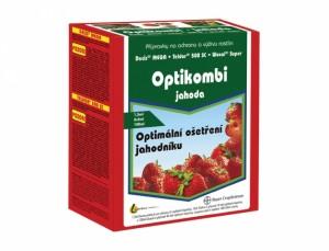 Optikombi JAHODA 1,52x8100ml