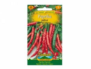 Paprika pálivá 40 semien