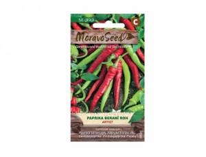 Paprika beraní roh Artist  50 semen