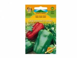 Paprika zeleninová k rychlení Bendigo F1