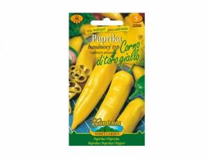 Paprika banánový typ Corno di toro giallo