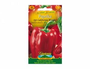 Paprika typ California Wonder Ozarowska 60 semien