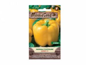 Paprika k rychlení Garnet F1 15 semen