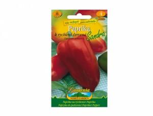 Paprika na rýchlenie červená Sandra 35 semien