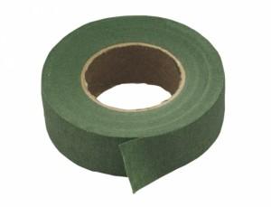 Páska ovinovací na květiny 2,6cm sv. zelená