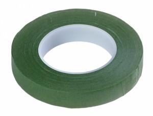 Páska ovinovací na květiny 2ks, 1,3cm - zelená
