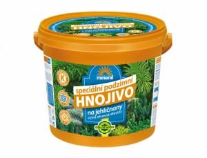 Podzimní hnojivo (pro jehličnany) 5kg