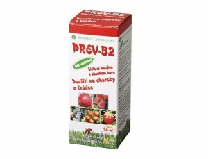 Prev B2 50ml hnojivo