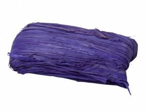Provaz lýko 50g purpurové