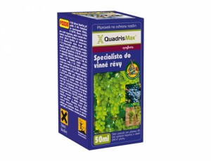 Quadris max 50ml - proti houbovým chorobám