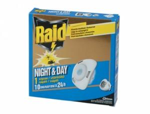 RAID proti komárům a mouchám - náhradní náplň 1ks