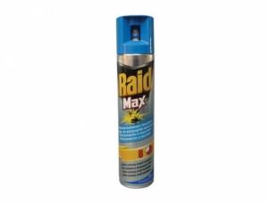 RAID MAX proti létacímu hmyzu 300ml