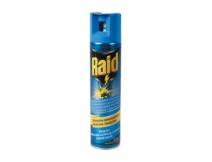 RAID proti létajícímu hmyzu 400ml
