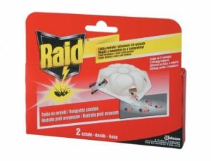 RAID proti mravencům 2ks