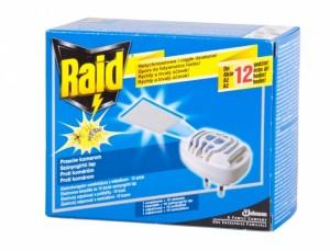 RAID SILVER - hubenie hmyzu
