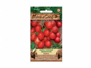 Rajče tyčkové hruškovité Radana 50 semen