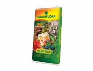 Rašelina PRIMAFLORA 10l - půdní substrát
