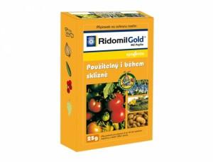 Ridomil Gold MZ pepite 68WG 25g - ochrana rajčat