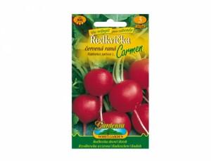 Ředkvička červená raná Carmen 400 semen
