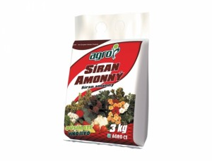 Hnojivo Síran amonný 3kg